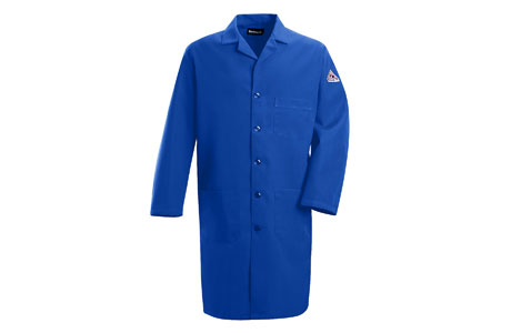 FLAME RESISTANT LAB COATS