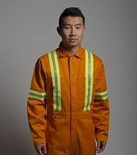 STYLE 865-R COVERALL